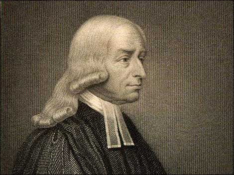 John Wesley, Begründer des Methodismus